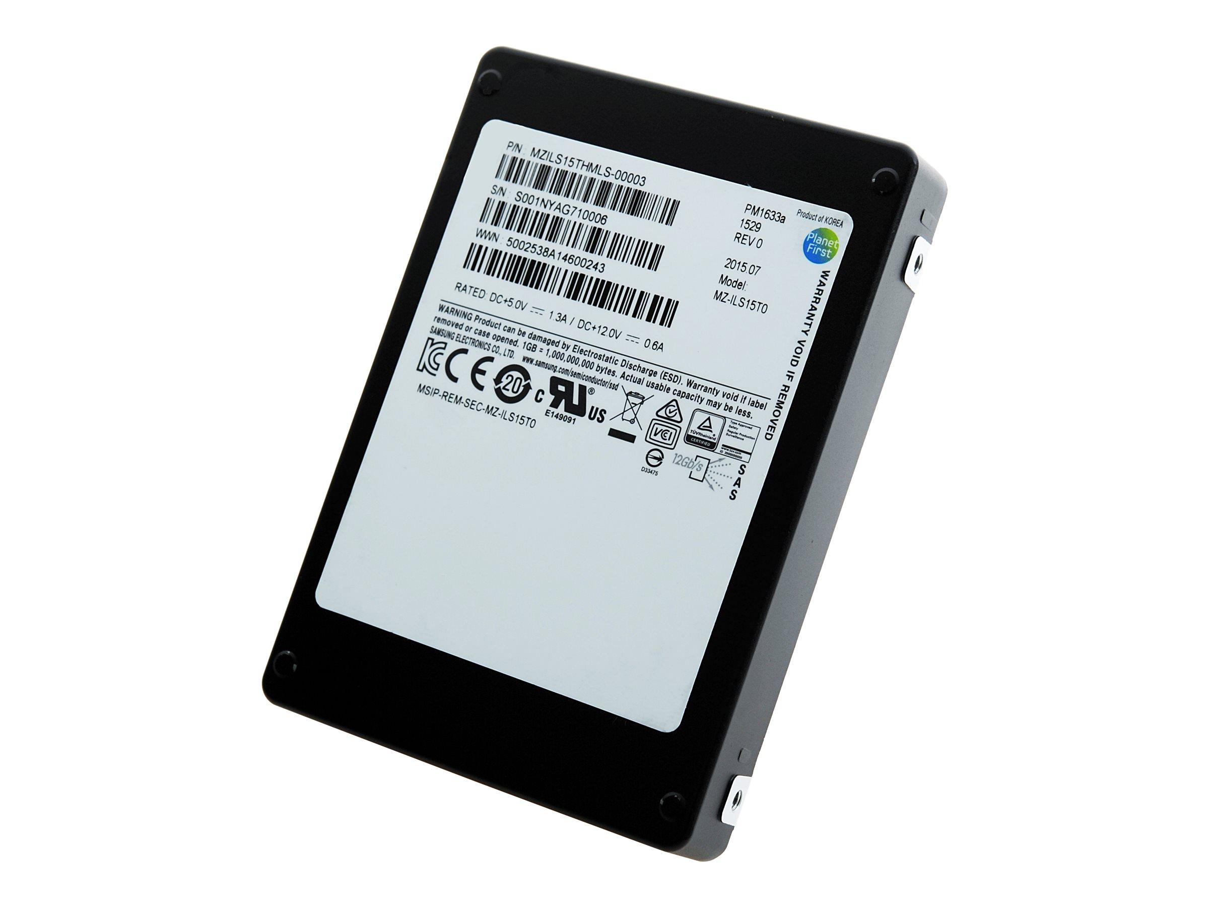 Samsung PM1633a MZILS1T9HEJH - SAS - 1,92TB - Bulk