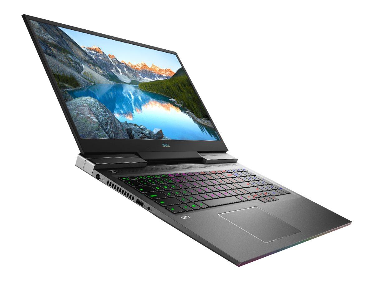 "Dell G7 17 7700 - Core i7 10750H / 2.6 GHz - Win 10 Home 64-Bit - 16 GB RAM - 1 TB SSD NVMe - 43.816 cm (17.3"")"