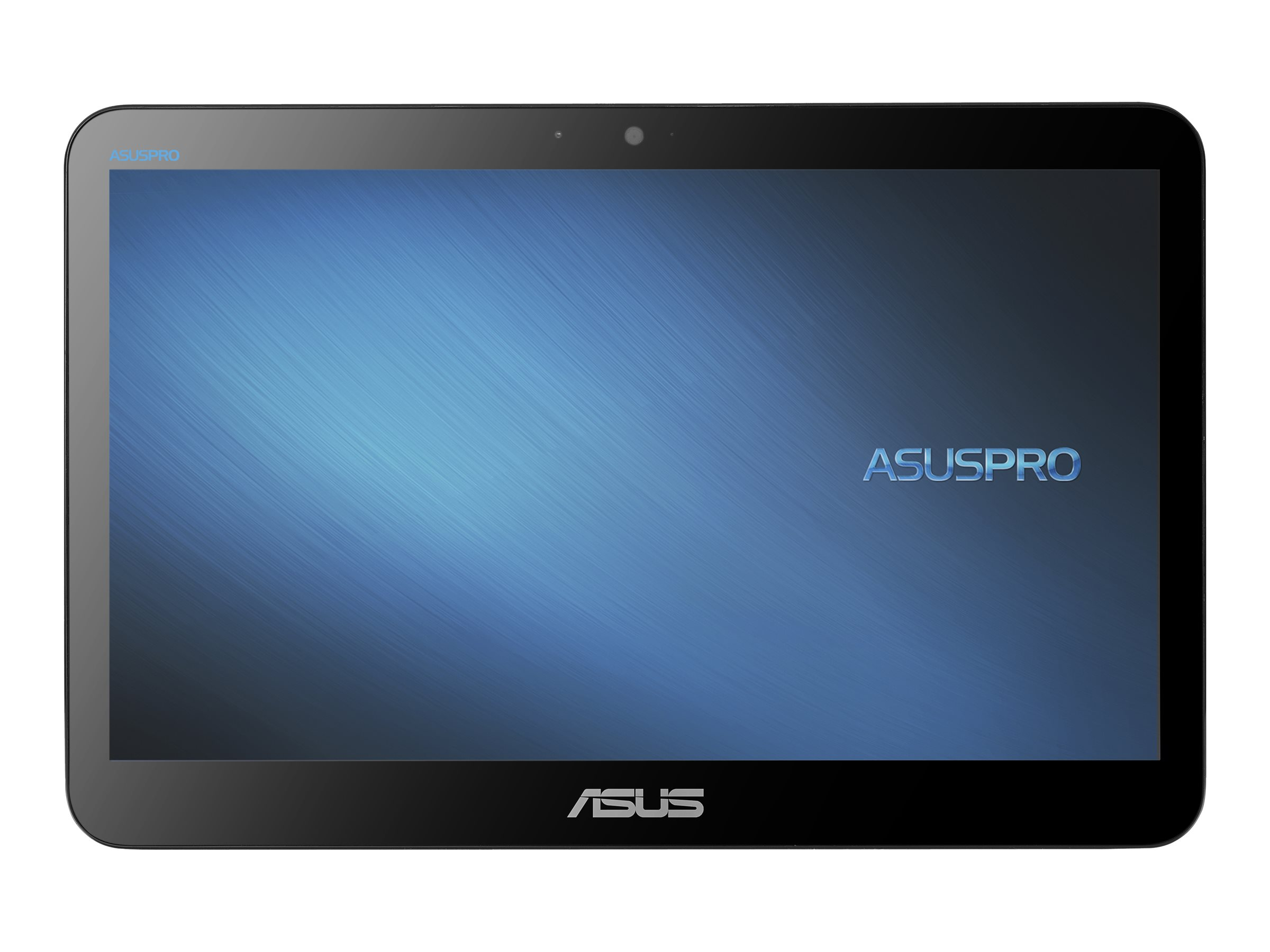 "ASUS All-in-One PC A41GAT - All-in-One (Komplettlösung) - Celeron N4000 / 1.1 GHz - RAM 4 GB - SSD 128 GB - UHD Graphics 600 - GigE - WLAN: Bluetooth, 802.11ac - Endless OS - Monitor: LED 39.6 cm (15.6"")"