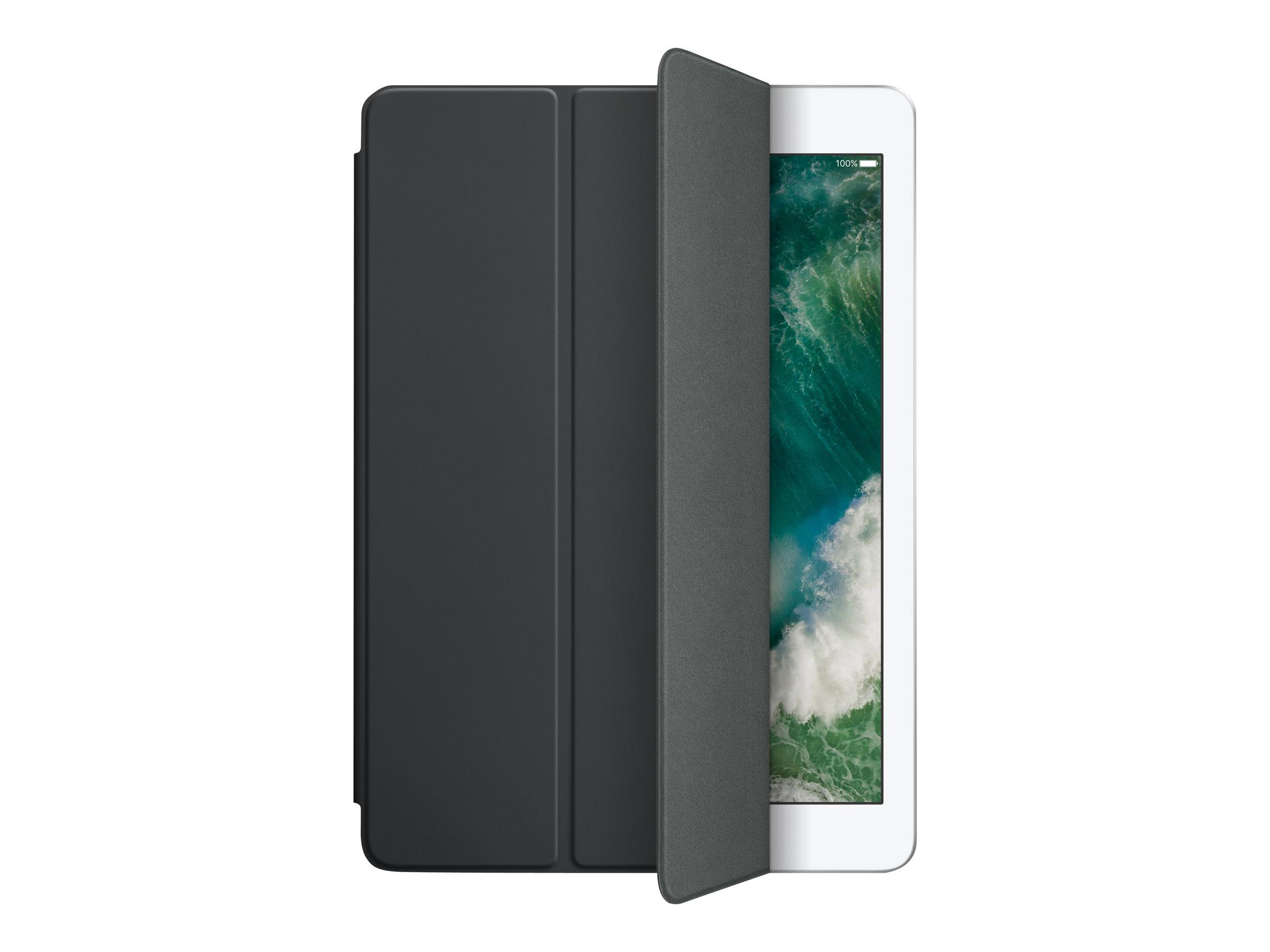 Apple Smart - Flip-Hülle für Tablet - Polyurethan - Charcoal Grey - für 9.7-inch iPad (5. Generation, 6. Generation)