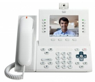 Cisco 9951 Unified IP Phone Standard weiß (CP-9951-W-CAM-K9=)