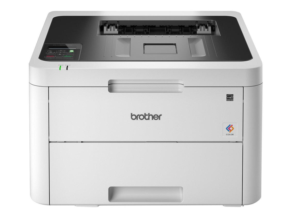 Brother HL-L3230CDW - Drucker - Farbe - Duplex - LED - A4/Legal - 2400 x 600 dpi - bis zu 18 Seiten/Min. (einfarbig)/