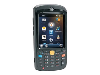 "Motorola Solutions Motorola MC55A0 - Enterprise - Datenerfassungsterminal - Win Mobile 6.5 Classic - 1 GB - 8.9 cm (3.5"")"