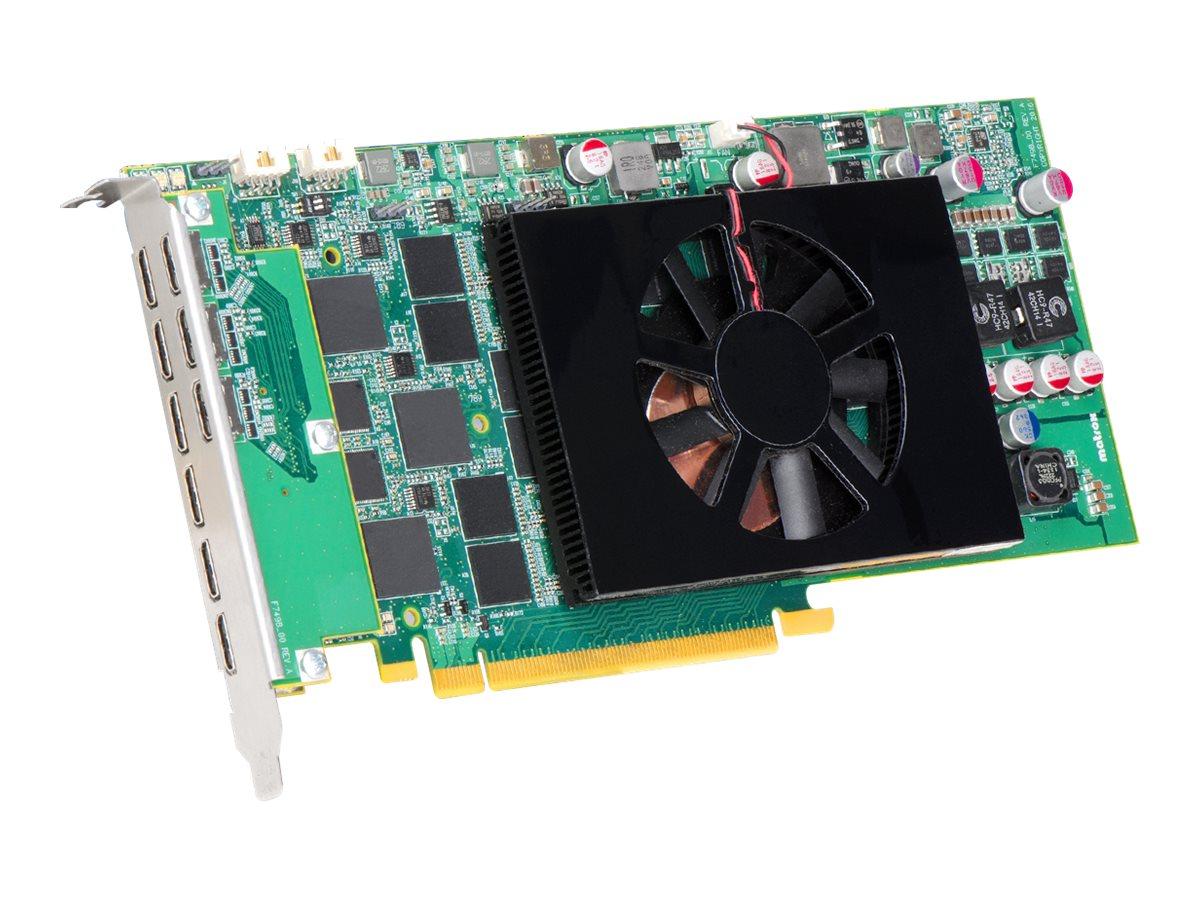 Matrox C900 - C-Series - Grafikkarten - 4 GB GDDR5