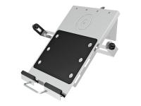 IB-MSA100-LH Notebook arm Schwarz - Silber Notebook-Ständer