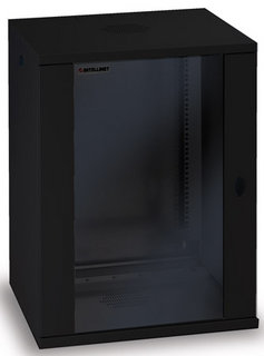 Intellinet 711982 Freestanding rack 60kg Schwarz Rack