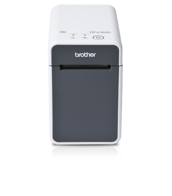 Brother TD-2120N - Direkt Wärme - 203 x 203 DPI - 152,4 mm/sek - 5,6 cm - 9,86 cm - Weiß