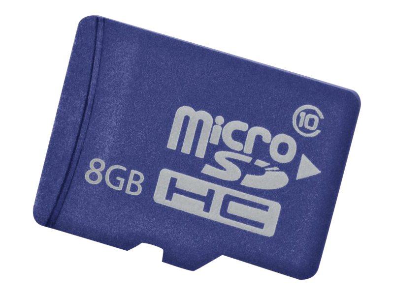 HP 8GB microSD EM Flash Media Kit (726116-B21)