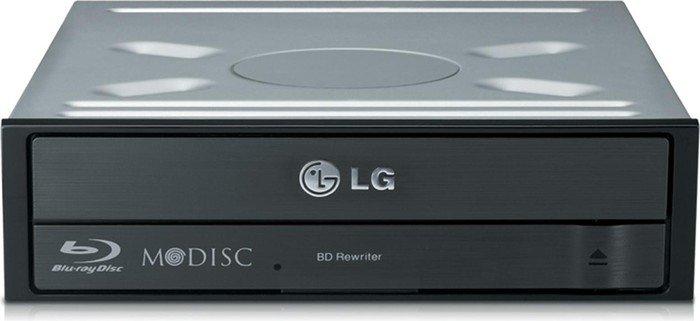 LG BH16NS55 Eingebaut Blu-Ray DVD Combo Schwarz Optisches Laufwerk