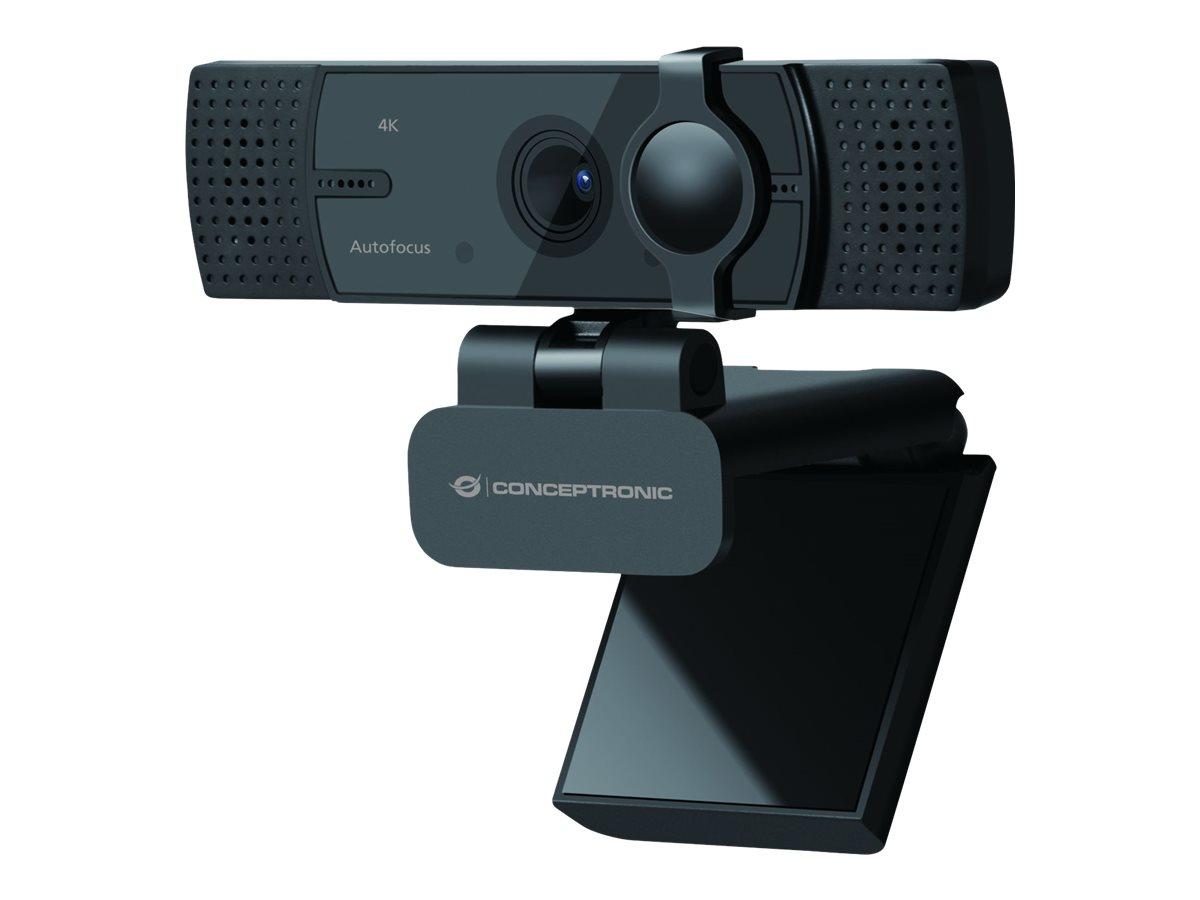 Vorschau: Conceptronic AMDIS07B - Web-Kamera - Farbe - 8,3 MP