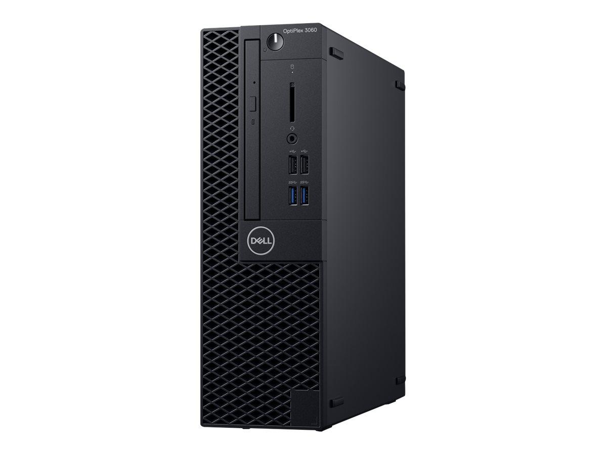 Dell OptiPlex 3060 - SFF - 1 x Core i3 8100 / 3.6 GHz