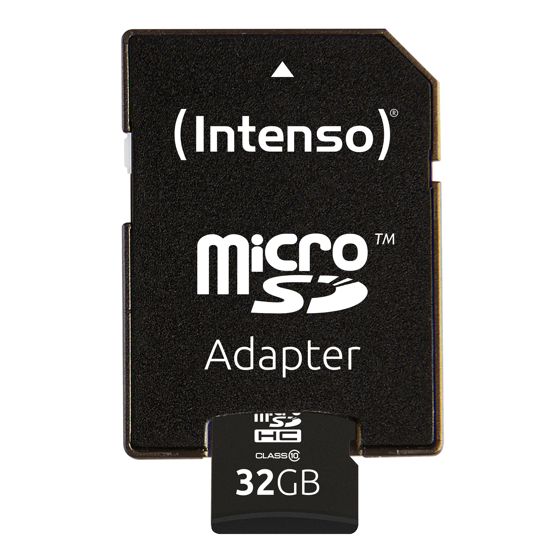 Intenso-3413480-32GB-MicroSDHC-32-GB-MicroSDHC-Class-10-20-MB-s-12 thumbnail 3