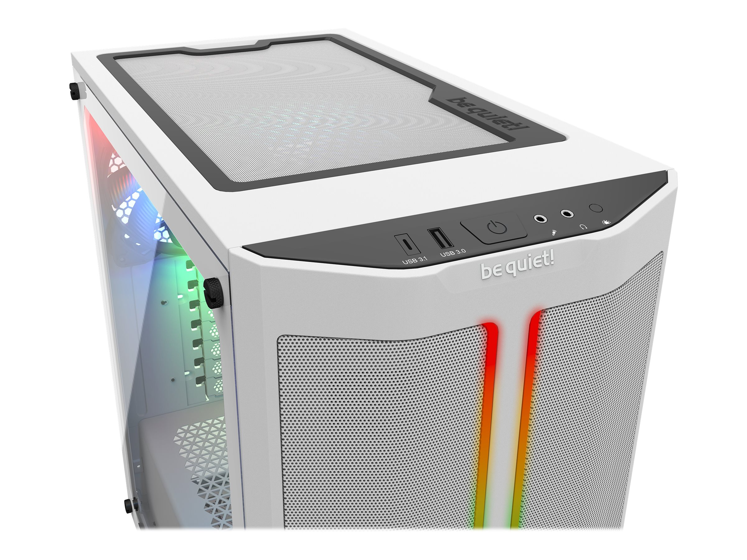 Be Quiet! Pure Base 500DX - Tower - ATX - ohne Netzteil (ATX / PS/2)