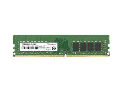 Vorschau: Transcend JetRAM - DDR4 - Modul - 4 GB - DIMM 288-PIN