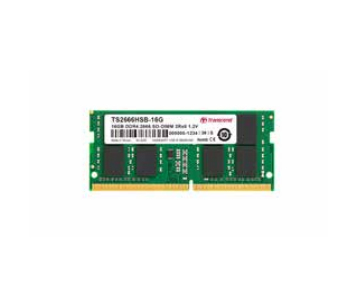 Transcend DDR4 - Modul - 32 GB - SO DIMM 260-PIN