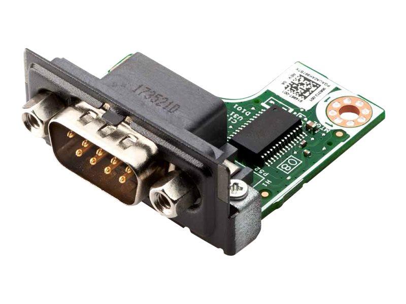 HP Internal Flex IO Card - Serieller Steckplatz - für EliteDesk 705 G5, 800 G5; ProDesk 400 G6, 405 G4, 600 G4 (Mini Desktop)