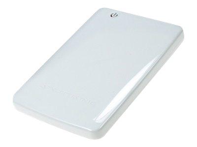 "Conceptronic Grab'n'Go 2,5"" Harddisk Box Mini CHD2MUW - Speichergehäuse - 2.5"" (6.4 cm)"