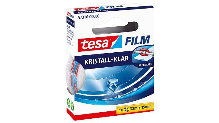 Tesa 57316 - 33 m - Transparent - Polypropylen (PP) - Stark - 15 mm - 1 Stück(e)