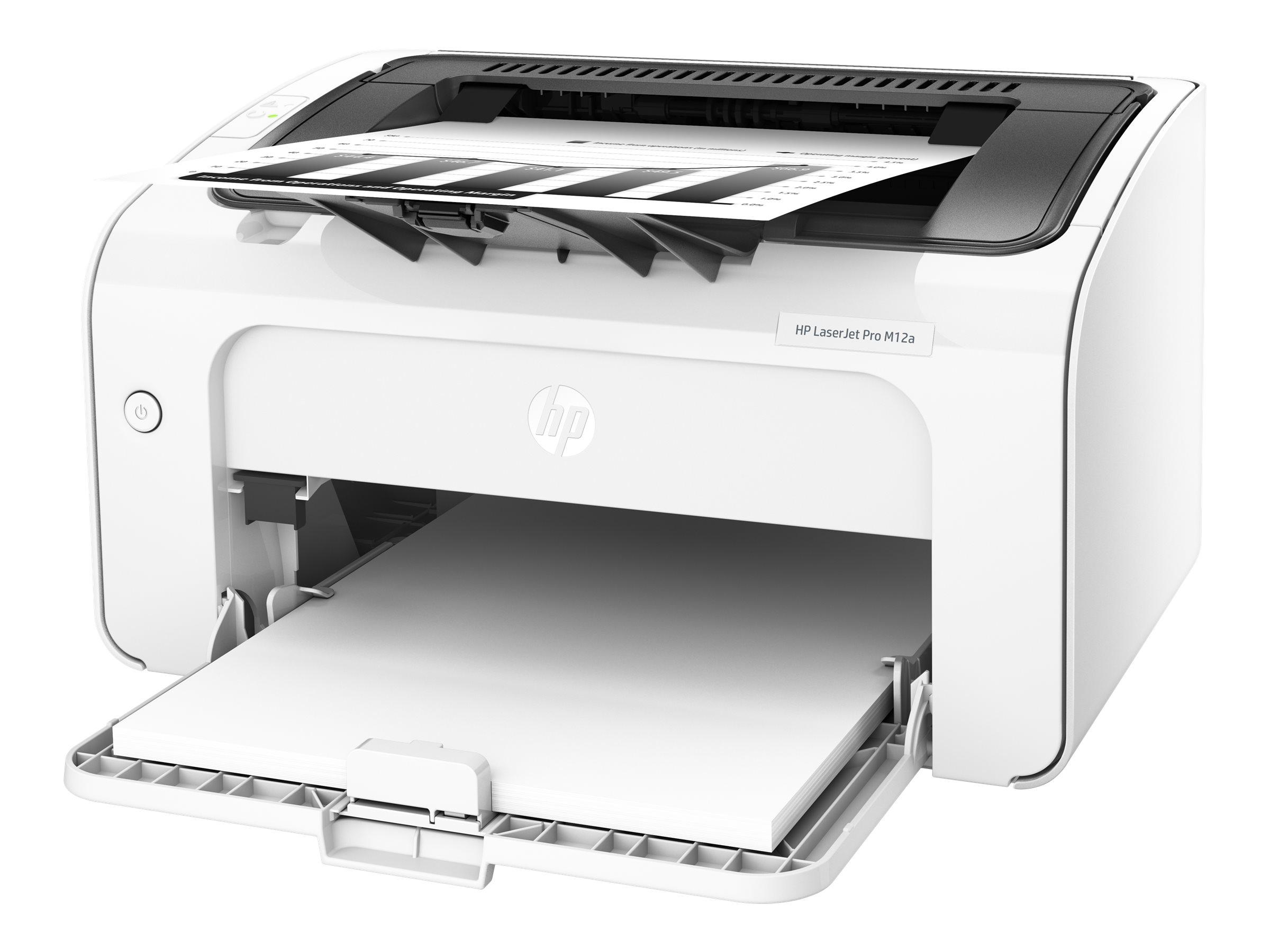 HP LaserJet Pro M12a - Drucker