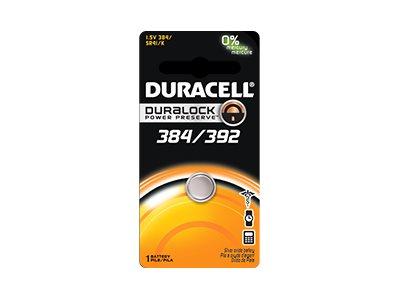 Vorschau: Duracell 384/392 - Batterie SR41 - Silberoxid
