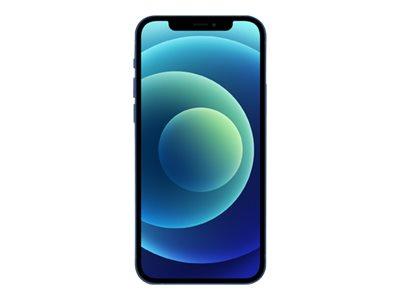 "Apple iPhone 12 - Smartphone - Dual-SIM - 5G NR - 64 GB - CDMA / GSM - 6.1"" - 2532 x 1170 Pixel (460 ppi (Pixel pro Zoll))"