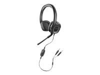 .Audio 355 Multimedia Headset Binaural Kopfband Schwarz