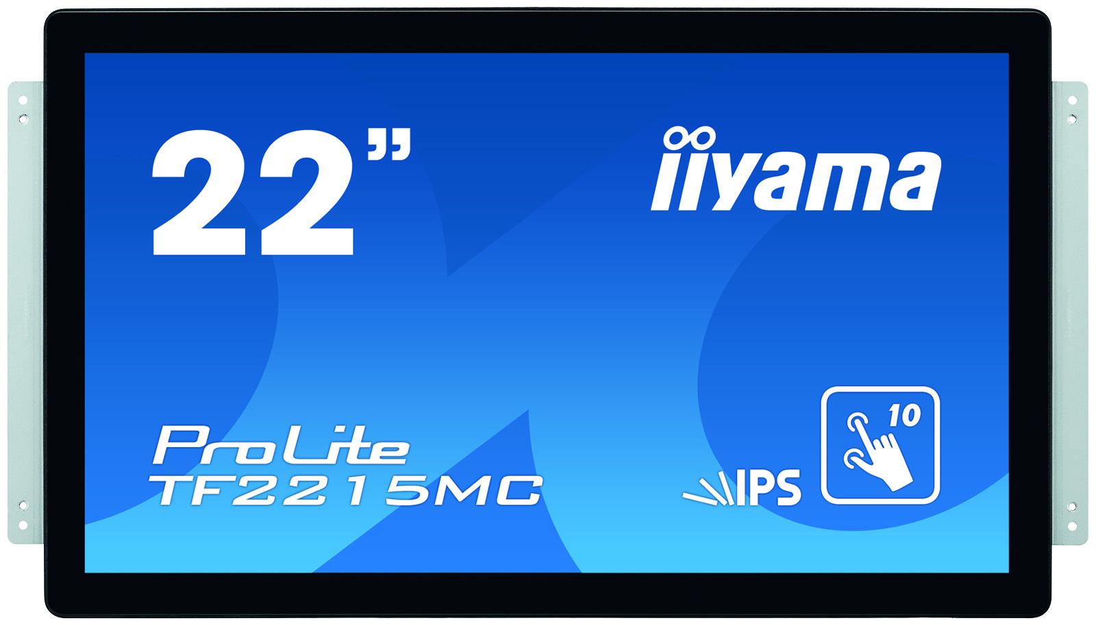 Iiyama ProLite TF2215MC-B2 - 54,6 cm (21.5 Zoll) - 14 ms - 350 cd/m² - Full HD - IPS - 1000:1