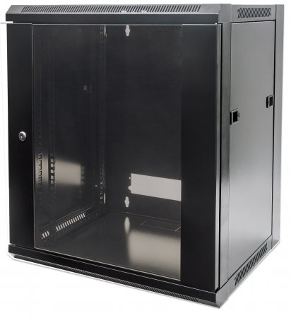 Intellinet Double Section - Mount cabinet - wall mountable