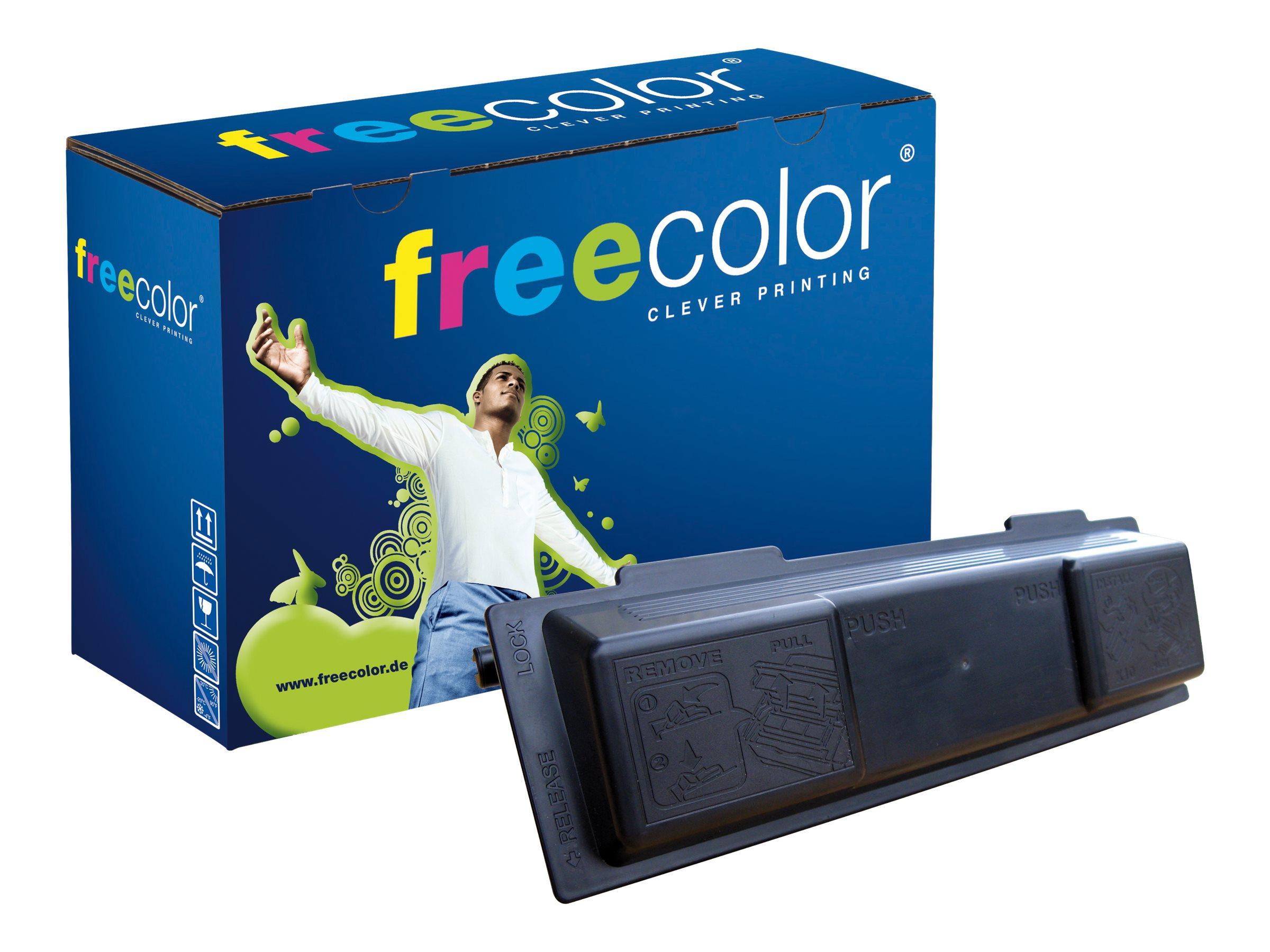 Vorschau: freecolor Schwarz - compatible - Tonerpatrone