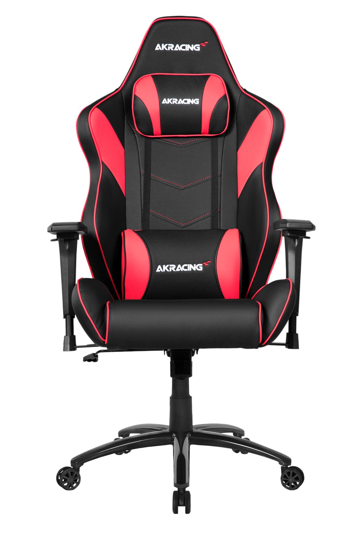 AKRacing LX PLus - PC-Gamingstuhl - PC - 150 kg - Gepolsterter - ausgestopfter Sitz - Gepolsterte - ausgestopfte Rückenlehne - Rennen