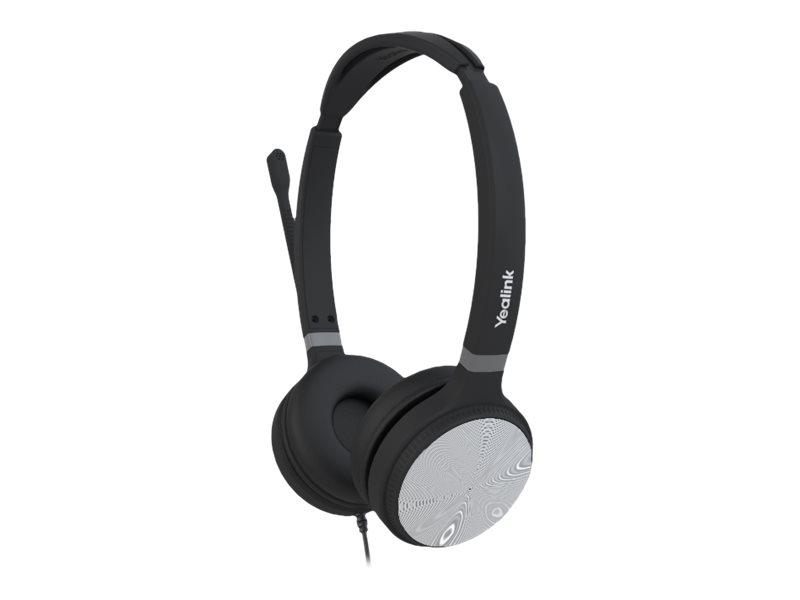 Yealink UH36 Dual UC - Headset - On-Ear - kabelgebunden