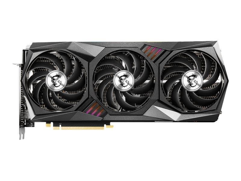 Vorschau: MSI GeForce RTX 3080 GAMING Z TRIO 10G - Grafikkarten