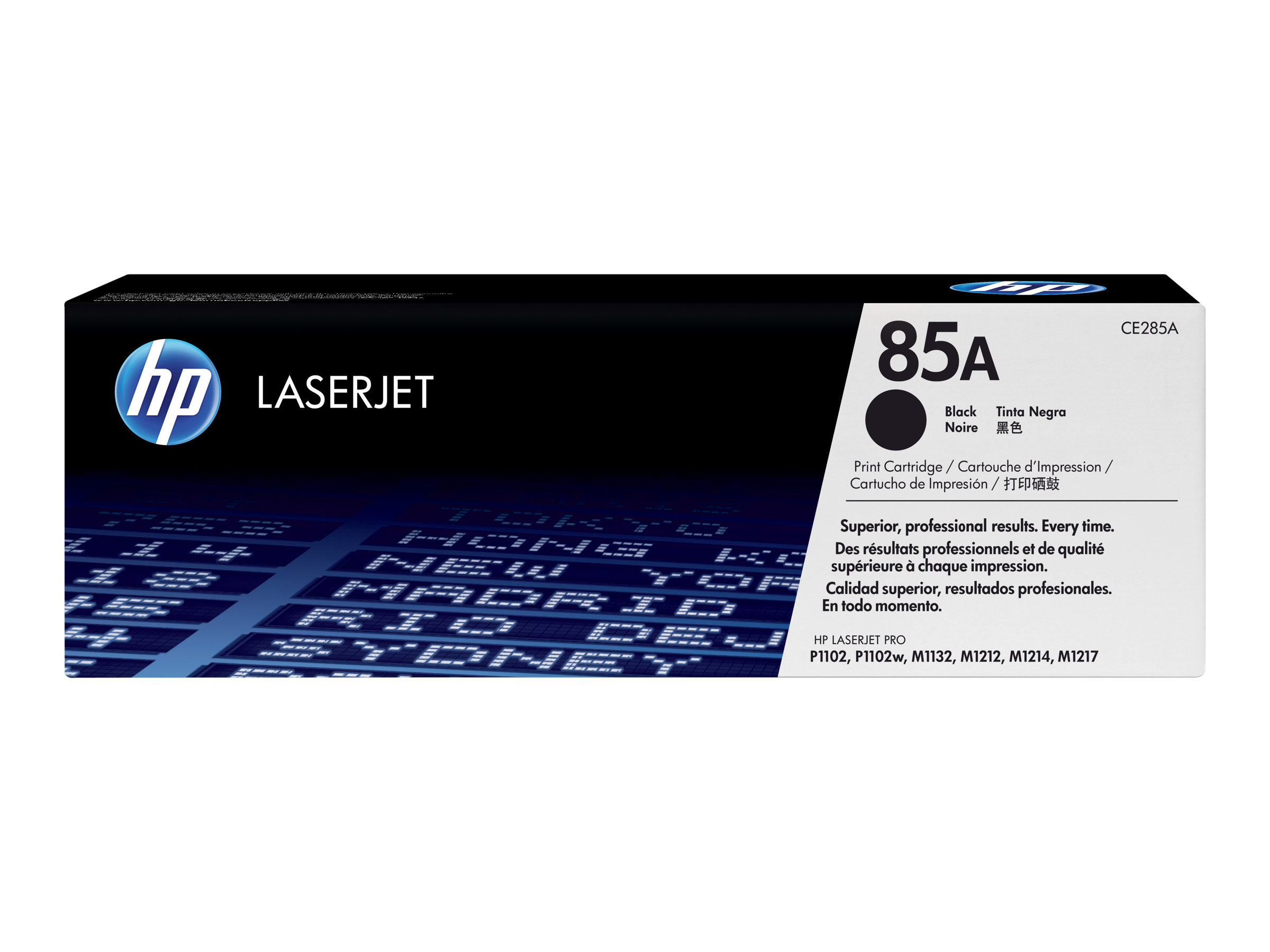 HP 85A - Schwarz - Original - LaserJet - Tonerpatrone (CE285A)
