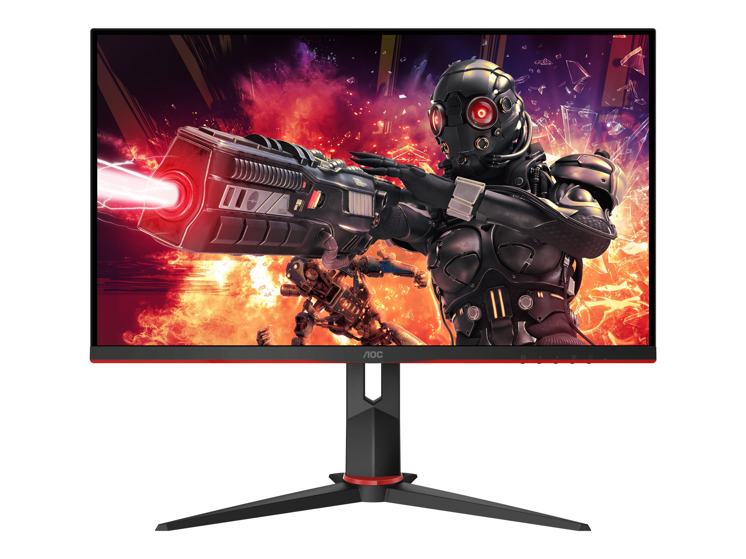 "Vorschau: AOC Gaming 24G2ZU/BK - LED-Monitor - 60.5 cm (23.8"")"