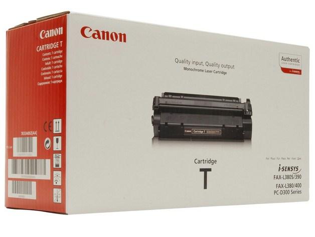 Canon Toner T 3500Seiten Schwarz
