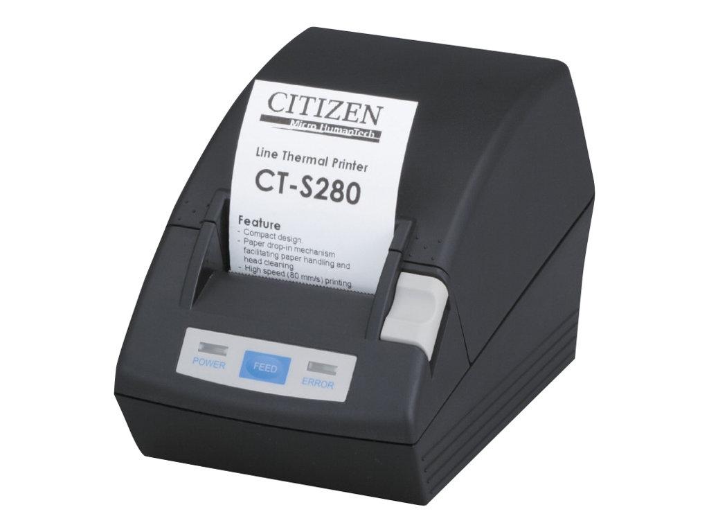 Citizen CT-S280 - Belegdrucker - zweifarbig (monochrom)