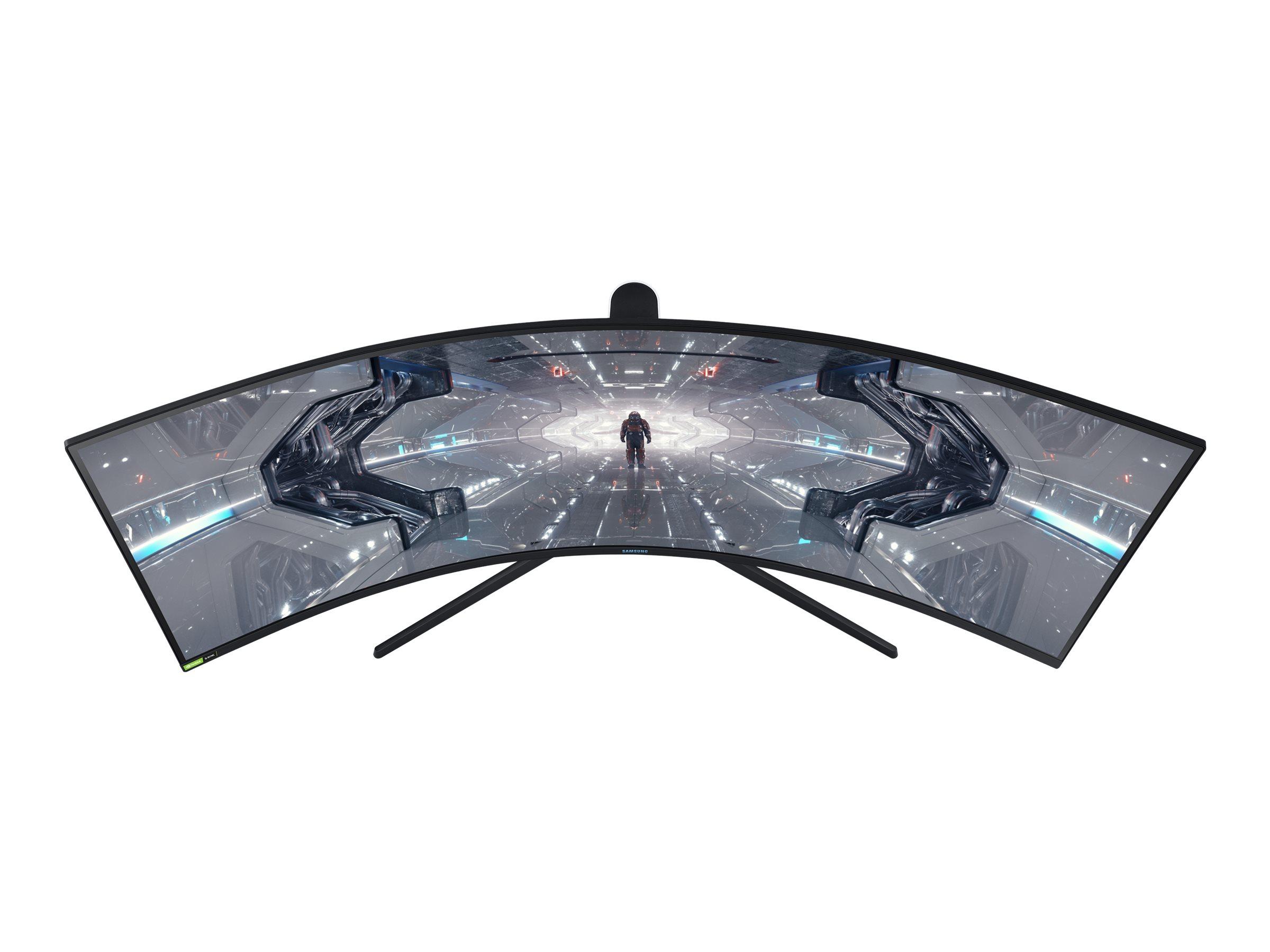 """Vorschau: Samsung Odyssey G9 C49G94TSSR - QLED-Monitor - gebogen - 124 cm (49"""")"""