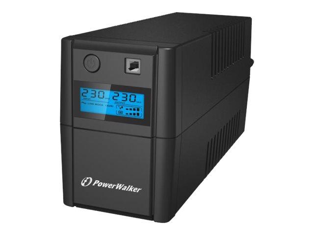 Bluewalker PowerWalker VI 850SE LCD - USV - Wechselstrom 230 V