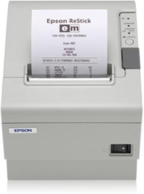 Epson TM-T88V (031): Serial - w/o PS - ECW
