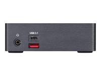 BRIX GB-BSCEA-3955 (rev. 1.0) - Barebone - Ultra Compact PC Kit