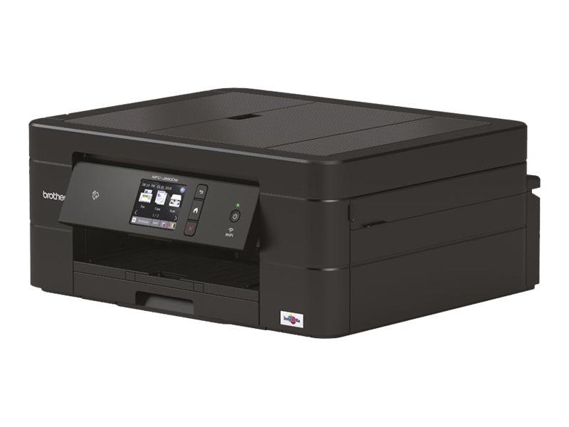 Brother MFC-J890DW - Multifunktionsdrucker - Farbe - Tintenstrahl - 215.9 x 297 mm (Original)