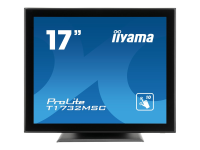 ProLite T1732MSC-B5X Touchscreen-Monitor 43,2 cm (17 Zoll) 1280 x 1024 Pixel Schwarz Multi-touch