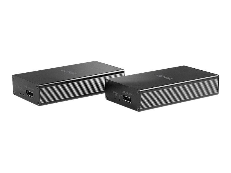 Lindy Fibre Optic DisplayPort 1.2 Extender - Video Extender