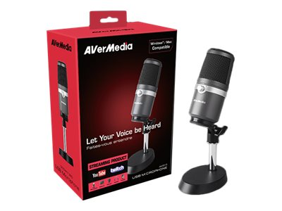AVerMedia AM310 - Mikrofon - USB