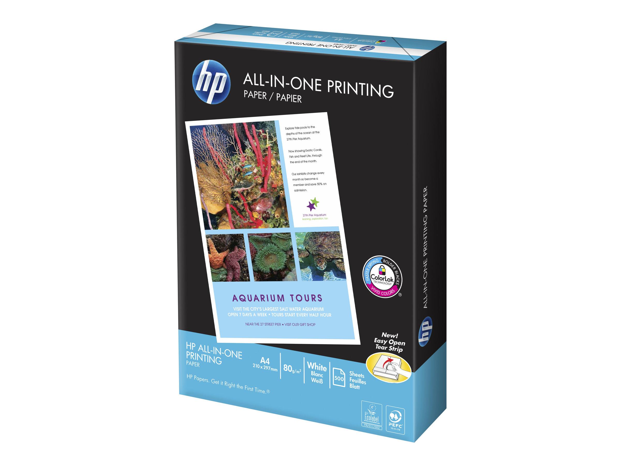 HP A4 (210 x 297 mm) - 80 g/m²