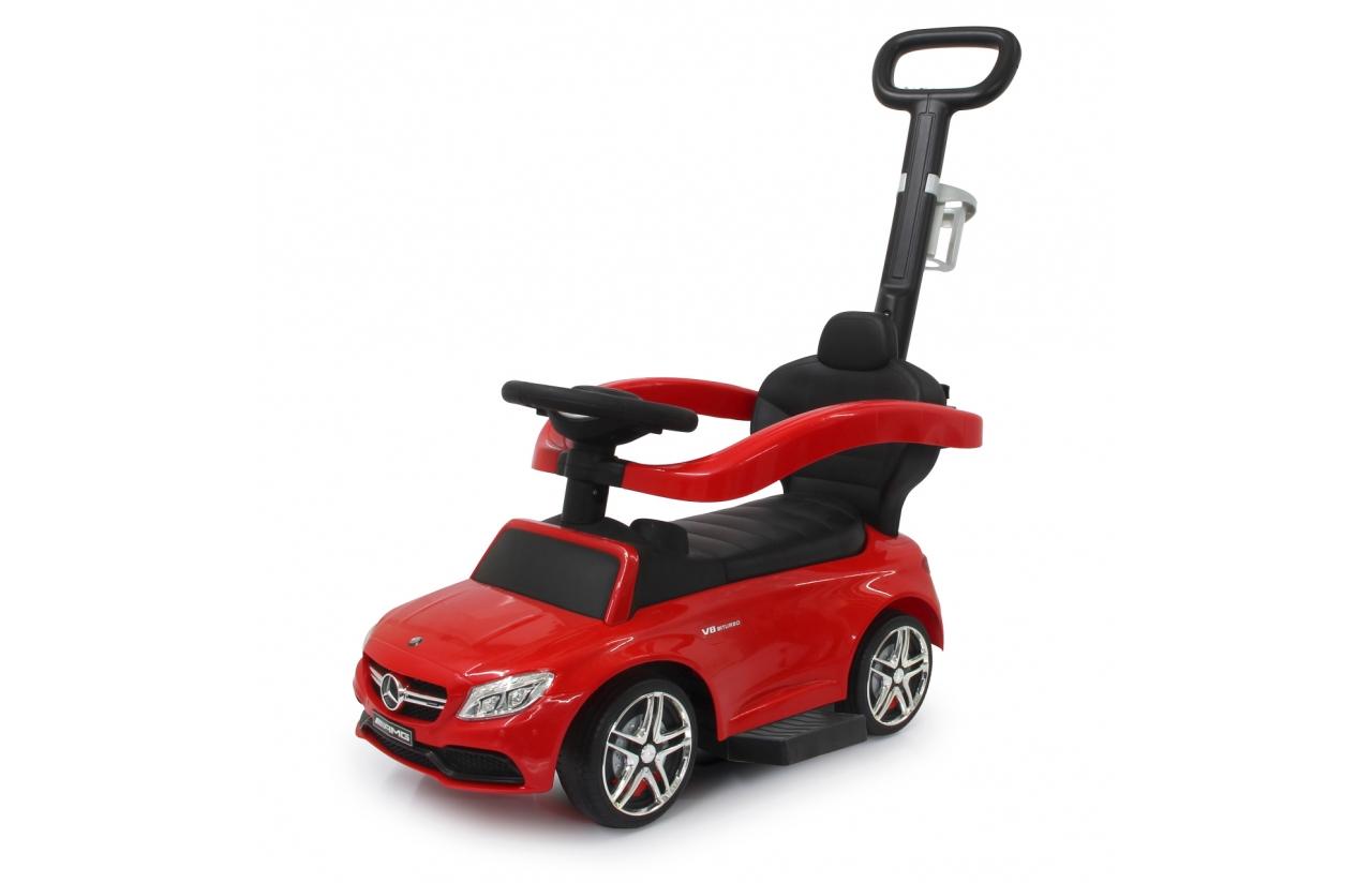 JAMARA Mercedes-Benz AMG C63 - Junge/Mädchen - 6 Monat( e) - 4 Rad/Räder - Batterien erforderlich - Rot - 4,5 kg