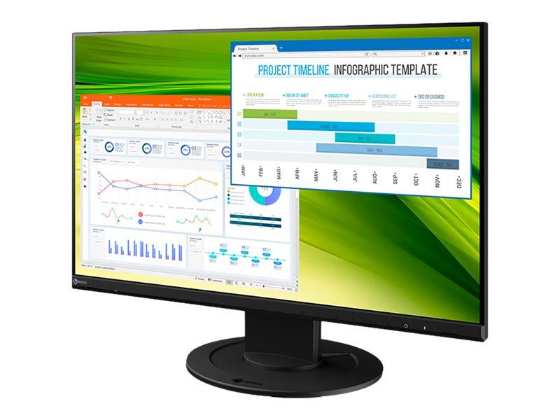 "Vorschau: EIZO FlexScan EV2360-BK - LED-Monitor - 57.2 cm (22.5"")"