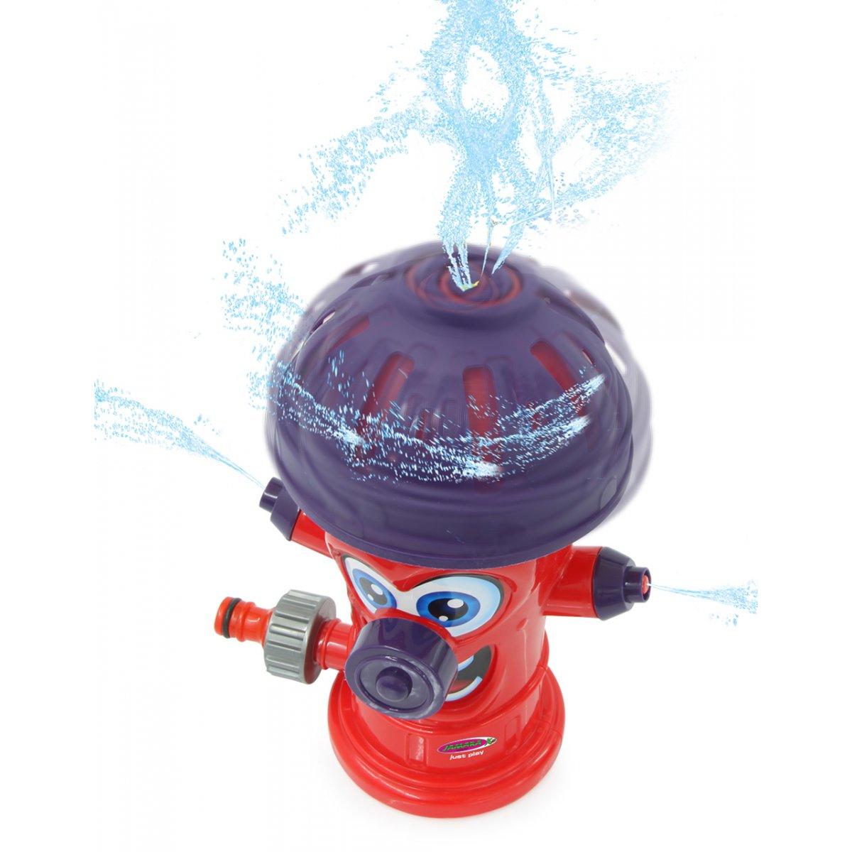 JAMARA Mc Fizz Wasserspielzeug Wassersprinkler Hydrant Happy