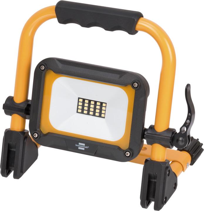 Brennenstuhl 1171250135 - Wandbeleuchtung für den Außenbereich - Schwarz - Gelb - Metall - Kunststoff - IP54 - 1 Glühbirne(n) - LED