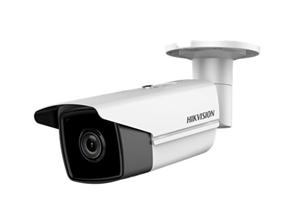 Hikvision DS-2CD2T85FWD-I8 IP security camera Geschoss Weiß